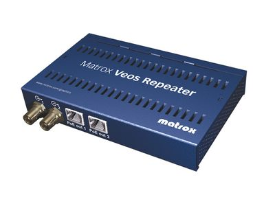 MATROX Veos Repeater Unit (VS-RPTR-0F)