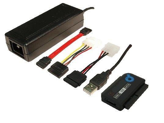 USB 2.0 til IDE/S-ATA Ekstern