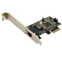 PCI Express Gigabit Netkort 10/ 100/ 1000