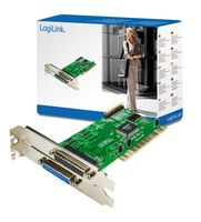 LOGILINK Parallel PCI card 2 port (PC0014)