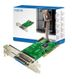 LOGILINK Parallel PCI card 2 port