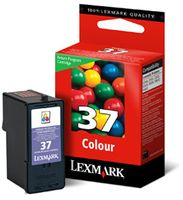 Nr37 Color Inkcartridge Blister