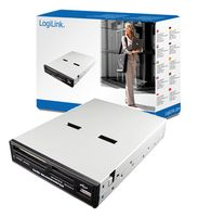 """""Card Reader 3,5"""""""" LogiLink US"