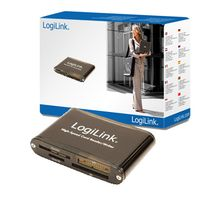 Card Reader USB LogiLink exter
