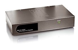 Audio/ Video Extender Reapeter 4+1-p, max 300m Cat5