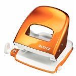 WOW 5008 hole punch 2h/30 sheets orange blister