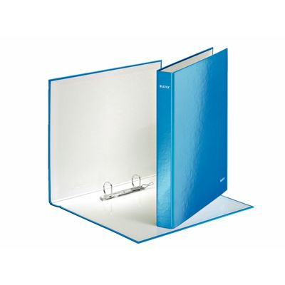 LEITZ ringbinder WOW 42410036, 2-ring, blue