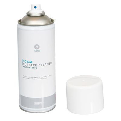Foam Cleaner 400 ml Anti static, surface cleaner