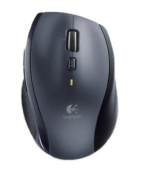 Wireless Mouse M705 Silver