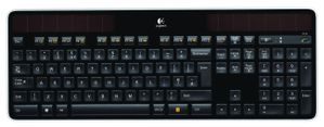 K 750 Wireless Solar Keyboard USB