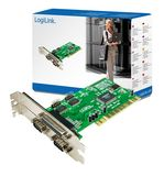 LOGILINK I/OPCI Parallel 1x + Seriell 2