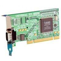 Brainboxes Low Profile Universal PCI 1