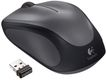 LOGITECH M 235 Cordless Laser Mouse black/ grey