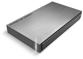 Porsche Design Mobile P'9220 500GB Ultra-fast USB 3.0 performance,  Solid aluminum casing