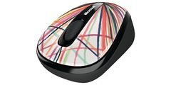 MICROSOFT WIRELESS MOBILE MOUSE 3500 ARTIST PERRY 1 USB IN