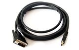 KRAMER HDMI (M) to DVI (M) Cable 4.6m