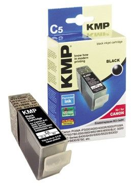 C5 ink cartridge black compatible with Canon BCI-3e BK