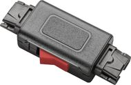 PLANTRONICS QUICK DISCONNECT IN-LINE MUTE SWITCH                              (27708-01            )