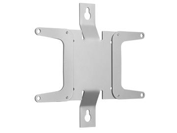 SMS WALL VESA 75/100 FLAT SCREEN STAND  SILVER IN (FS011007)