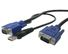 STARTECH 6FT USB & VGA KVM SWCH 2-IN-1 ULTRA THIN CABLE
