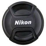 NIKON NIKKOR LC-62 62MM SNAP-ON FRONT LENS CAP