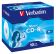 VERBATIM CD-R Audio 80min (Azo) 10-pack Jewel Case