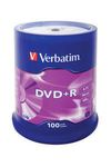 VERBATIM 16x DVD+R disc 4,7GB