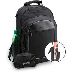 "UMATES TopSport Backpack, 40 x 30 x 5 17"" (10-508)"