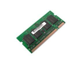TOSHIBA 512MB Memory PC2-4300 DDR2 533MHz, RoHS compliant (PA3412S-2M51)