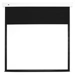 MULTIBRACKETS Motorized Projection Screen Deluxe - Projektorduk (motordriven) - 100 tum - 4:3 - Matte White - vit (7350022730373)