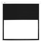 MULTIBRACKETS Motorized Projection Screen Deluxe - Projektorduk (motordriven) - 162 tum - 16:9 - Matte White