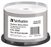 VERBATIM CD-R 80min 700MB 52x Speed Shiny Silver *50-pack* Spindle (43582)