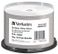 VERBATIM CD-R 80min 700MB 52x Speed Shiny Silver *50-pack* Spindle