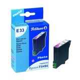 PELIKAN For Use In Epson Stylus Photo R200/ R300/ R300M Magenta light Ink Cartridge
