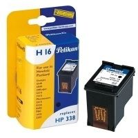 PELIKAN Black Inkjet Cartridge For