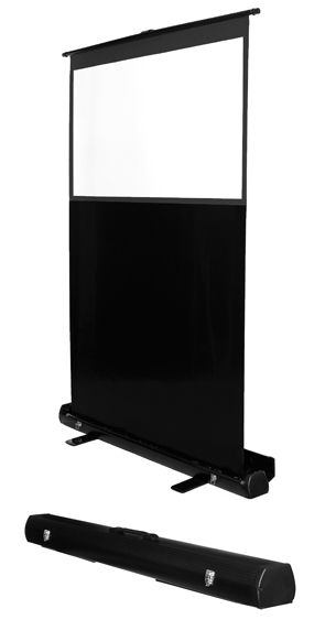 MULTIBRACKETS Portable Projection Screen Delux, 54