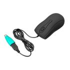 TARGUS OPTICAL MOUSE WITH PS/2 ADAPTER BLACK