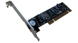 ST LAB PCI 10/100 LAN CARD (NP-R04-1100-00-00011)
