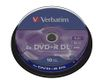 VERBATIM - DVD+R Double Layer 8X 8.5GB
