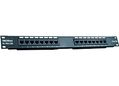 TRENDNET 16PORT PATCH PANEL CAT5E RACKMOUNT UTP CAT5/ CAT5E