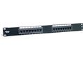TRENDNET 16PORT CAT6 UNSHIELDED PATCH PANEL