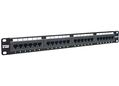 TRENDNET 24PORT RACKMOUNT PATCH PANEL CAT6 RJ45