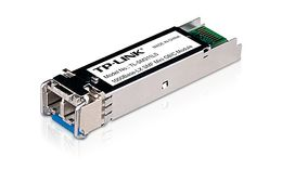 TP-LINK Gigabit SFP module Single-mode MiniGBIC LC interface Up to 10km distance