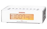 SANGEAN AM/FM/Aux digital Clock Radio