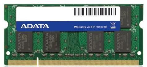 A-DATA DDR2 2GB SODIMM PC6400_ 800Mhz_ 200pin (AD2S800B2G6-S)