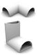 MULTIBRACKETS M Cable Cover L and C Joint 50mm White