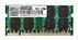 TRANSCEND 1GB SO-DIMM DDR2-PC6400/ 800 (128Mx8/ CL5) (Alt. TS128MSQ64V8U)