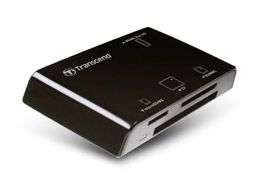 TRANSCEND MultiCard P8 Minnekortleser, USB