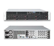 SUPERMICRO BB 19 2HE SuperMicro SYS-6026T