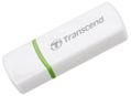 TRANSCEND Cardreader P5 USB2.0 White